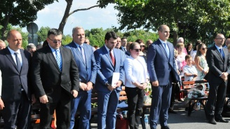 Зам.-министър Георг Георгиев: Не бива да показваме милост пред лицето на тероризма