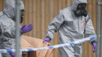 ОЗХО е взела проби от Еймсбъри за определяне на веществото, отровило двама британци
