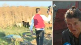 Баба Дора нападна министрите: Лъжат, че имам болно животно (видео)
