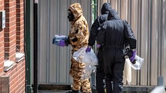 Британската полиция идентифицирала заподозрените за отравянето на Скрипал