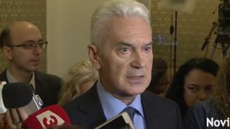 Волен Сидеров: Ако някой може да ни събори от власт, това сме самите ние (видео)