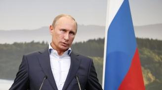 Путин предупреди НАТО да не се сближава с Украйна и Грузия