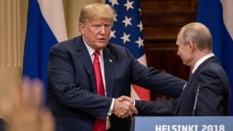 Тръмп покани Путин в Белия дом
