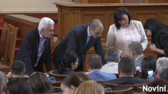 Управляващи и опозиция се обединиха! Приеха обща позиция по въпросите за миграцията (снимки+видео)
