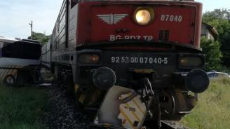 2 инцидента на жп прелези за по-малко от 2 часа