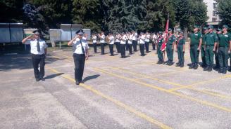 91 жандармеристи положиха тържествена клетва