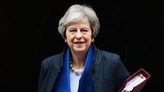 Мей иска нова сделка от ЕС за ирландската граница