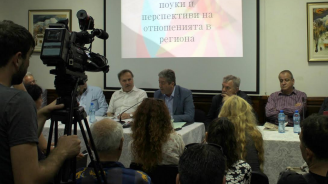 Първанов: Българската политика по Македонския въпрос е низ от компромиси