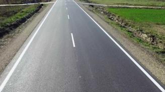 Започна ремонт на обходен път в Ямбол