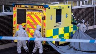 """Британецът, пострадал от """"Новичок"""" миналия месец, е изписан от болницата"""