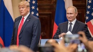 Тръмп и Путин обсъдили войната в Сирия и връщането на бежанците