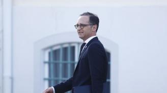 Германският външен министър с призив