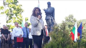 Илияна Йотова: България е най-добрият застъпник на Република Македония в ЕС