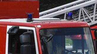 Нов пожар е пламнал на сметището на Кочериново
