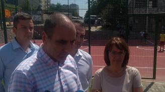 Цветанов в Казанлък: Вчера никой от БСП не каза откъде ще дойдат парите за техните мечти (галерия)