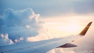 Самолетът на Кристин Лагард кацна извънредно
