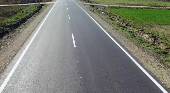 Започва монтирането на дългоочаквания надлез на пътя при черноморското село