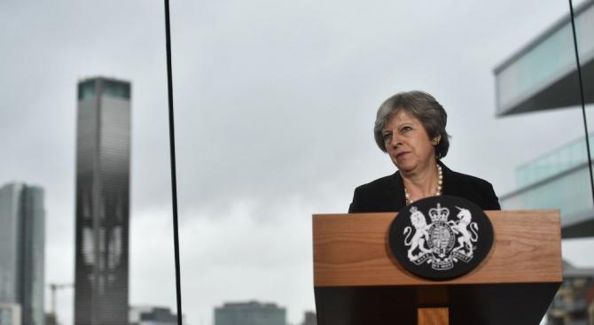 Тереза Мей поема преговорите с ЕС за Брекзит