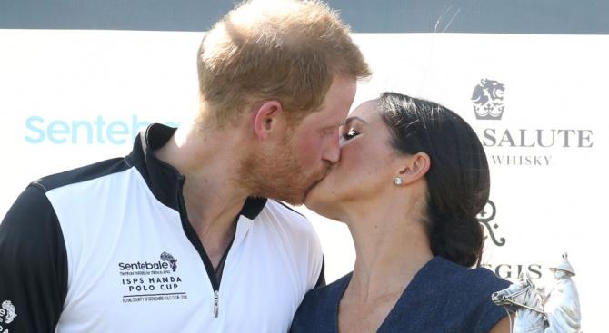 Меган Маркъл и принц Хари за пореден път показаха, че