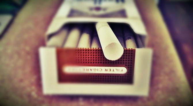 Хванаха 8600 къса контрабандни цигари