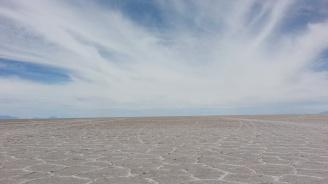 Незрящ учител прекоси пустиня за 7 дни