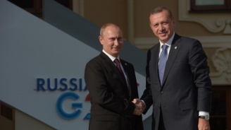 Ердоган ще обсъди с Путин трудния въпрос за сирийската провинция Дераа
