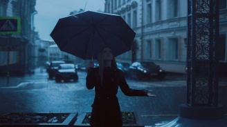 Пороен дъжд наводни улиците на Русе