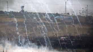 Изстреляни са девет ракети от Ивицата Газа