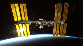 Орбитата на МКС бе повдигната със 700 метра