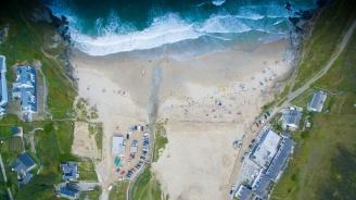 Хиляди деца са се губили по английските плажове