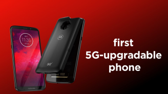 Motorola представи първия 5G смартфон в света
