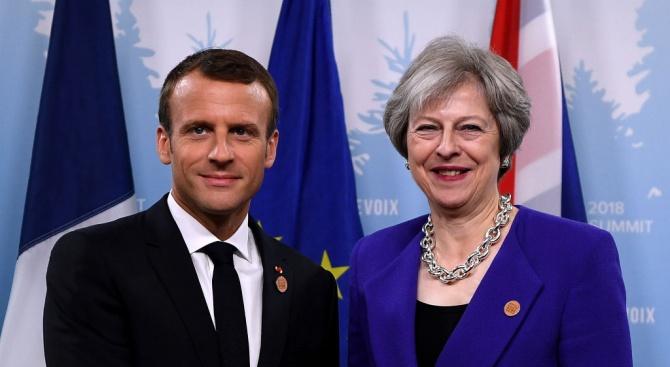 Френският президент Еманюел Макрон ще се срещне в петък с