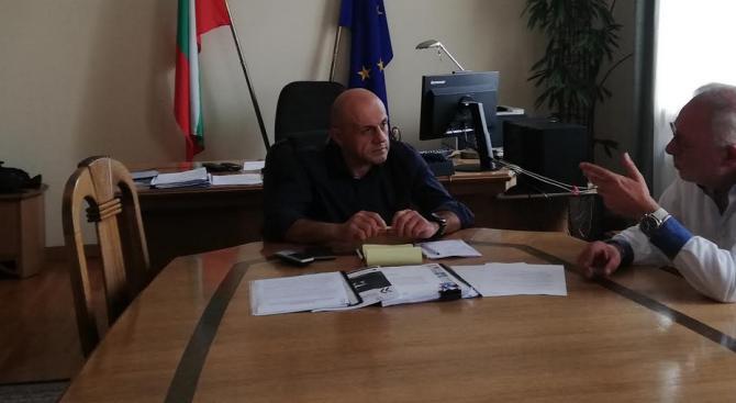 Днес 2 август 2018 г.,новоизбраният изпълнителен председател на Българска стопанска