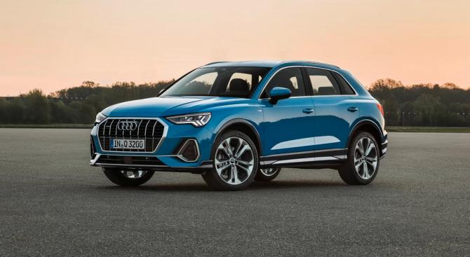 Новият Audi Q3 е многофункционален семеен SUV модел с изключителни