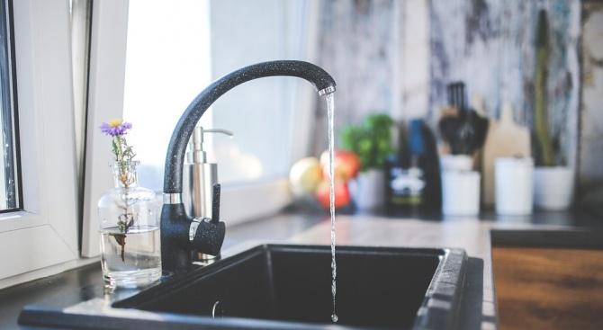 """""""Софийска вода""""утре временно ще прекъсне водоснабдяването в някои части на"""
