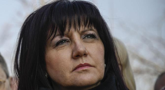 Председателят на Народното събрание Цвета Караянчева участва в тържественото отбелязване