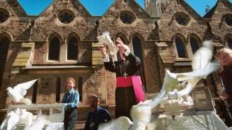Австралийският епископ, обвинен в прикриване на сексуален тормоз, се оттегли