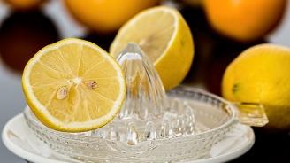 Натриване с картофи и лимони помага срещу обилно потене