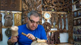 Международният панаир на занаятите започна във Варна (снимки)
