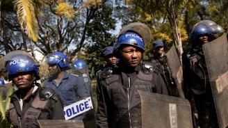 Полицията в Зимбабве провали пресконференция на опозиционния лидер