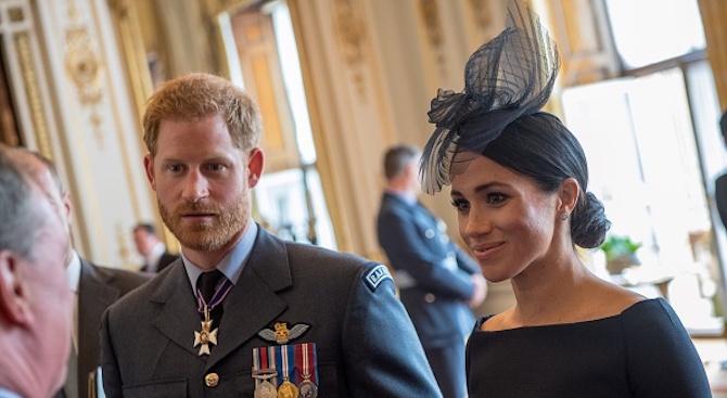 Херцогинята на Съсекс Меган отказа покана да бъде почетен гост