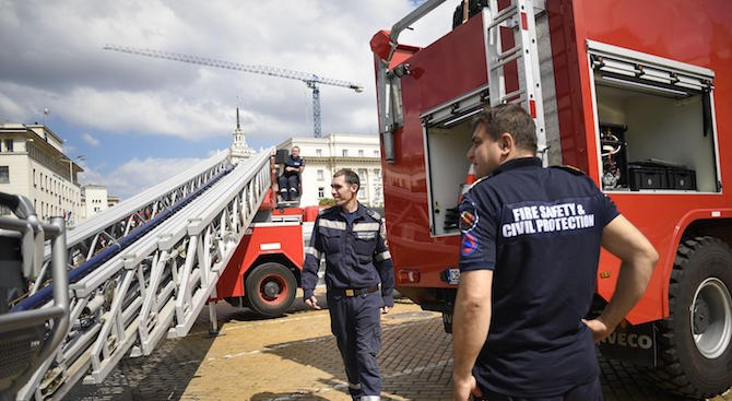 МВР напомня кои са основните правила за пожарна безопасност през летния сезон