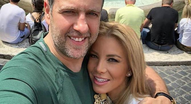Фолкпевицата Емилия заминава на меден месец със съпруга си Жорж