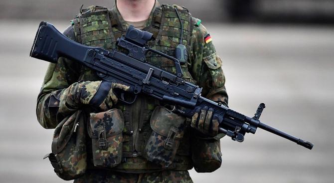 2/3 от германците са за връщане на задължителната военна служба