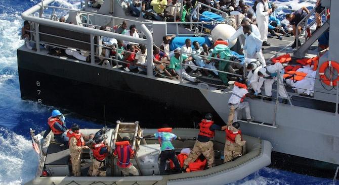 60 000 мигранти са пристигнали в Европа от началото на 2018 г.
