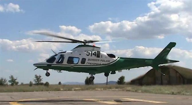 Хеликоптерът на КАТ засне 306 пътни нарушения на АМ Тракия до 16:00 часа (видео)