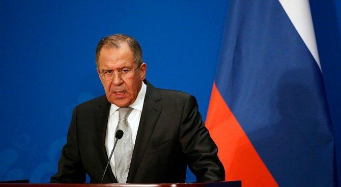 Лавров: Москва не приема новите американски санкции