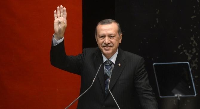 Турският президент Реджеп Ердоган предлага на европейските държави да водят