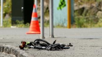 73-годишен велосипедист е загинал при пътен инцидент