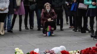 Погребаха убитите в ЦАР руски журналисти